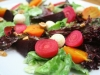 Beet Salad with Chevre and Hazelnuts