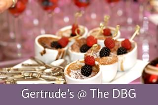 Where to Find Us - Gertrude's @ The DBG
