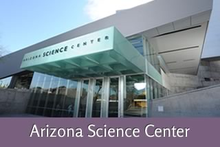 Where to Find Us - Arizona Science Center