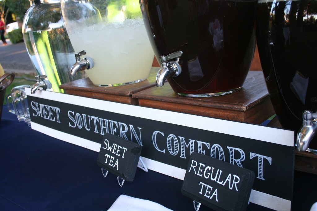 Sweet Southern Comfort Beverages