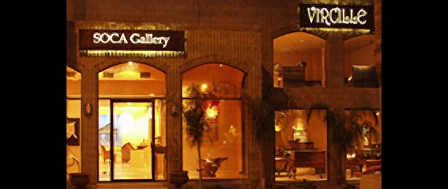 SOCA Gallery and Vircille